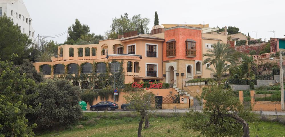 Exterior Casa Jacinto